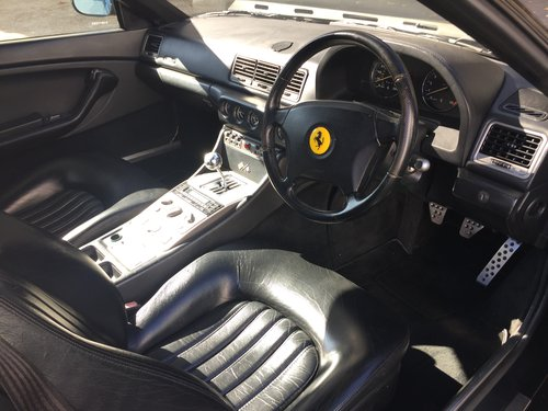 1995 Gorgeous UK RHD Ferrari 456 GT manual  For Sale (picture 3 of 6)