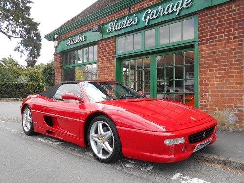 1998 Ferrari 355 Spider F1 For Sale (picture 2 of 4)