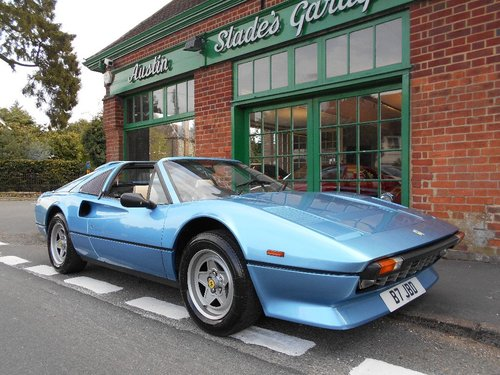 1985 Ferrari 308 GTS QV  SOLD (picture 2 of 4)