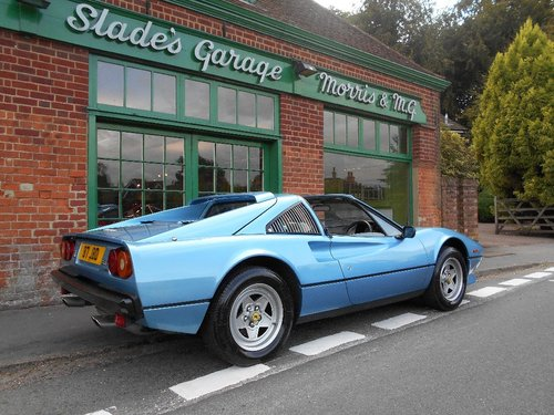 1985 Ferrari 308 GTS QV  SOLD (picture 3 of 4)