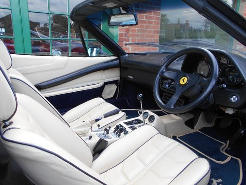 1985 Ferrari 308 GTS QV  SOLD (picture 4 of 4)