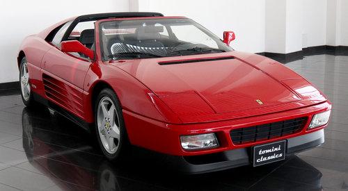 Ferrari 348 TS (1994) For Sale (picture 1 of 6)