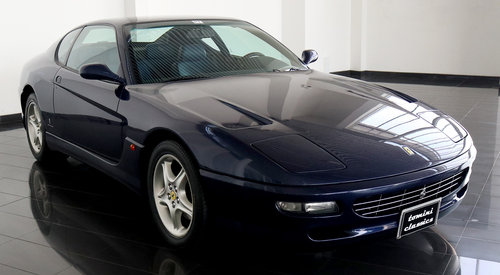 Ferrari 456 GT - Manual Gearbox (1995) For Sale (picture 1 of 6)