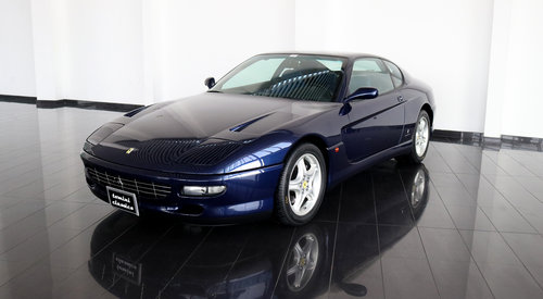 Ferrari 456 GT - Manual Gearbox (1995) For Sale (picture 2 of 6)