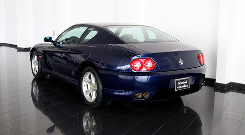 Ferrari 456 GT - Manual Gearbox (1995) For Sale (picture 3 of 6)