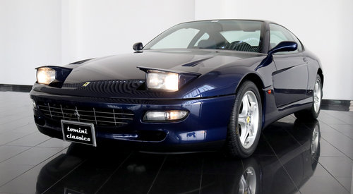 Ferrari 456 GT - Manual Gearbox (1995) For Sale (picture 6 of 6)
