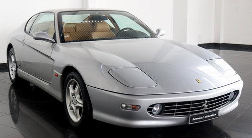 Ferrari 456M GTA (2004) For Sale (picture 1 of 6)