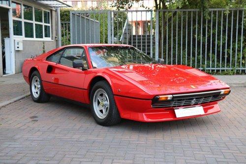 1982 Ferrari 308 GTBi For Sale (picture 1 of 6)