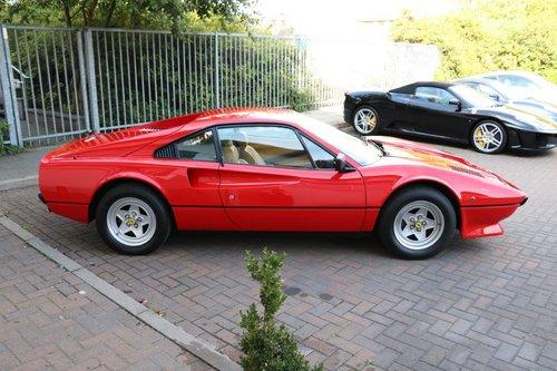 1982 Ferrari 308 GTBi For Sale (picture 3 of 6)