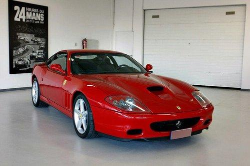 2001 ferrari 575M maranello, price 89500 Euro For Sale (picture 1 of 2)