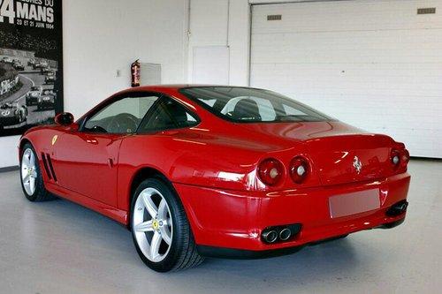 2001 ferrari 575M maranello, price 89500 Euro For Sale (picture 2 of 2)