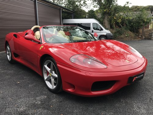 2003 Lovely specification car with only 6700 miles For Sale (picture 3 of 6)