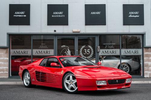 1994 Ferrari 512 TR Coupe - Rosso For Sale (picture 1 of 6)