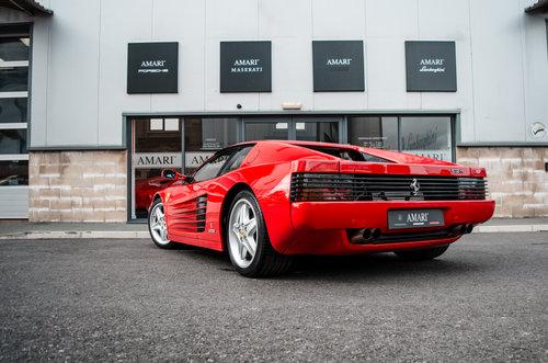 1994 Ferrari 512 TR Coupe - Rosso For Sale (picture 3 of 6)