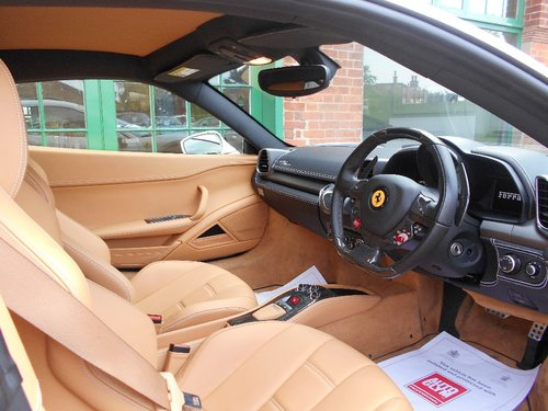 2010 Ferrari 458 Coupe DCT  SOLD (picture 4 of 4)