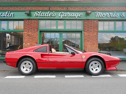 1984 Ferrari 308 GTS QV For Sale (picture 1 of 4)