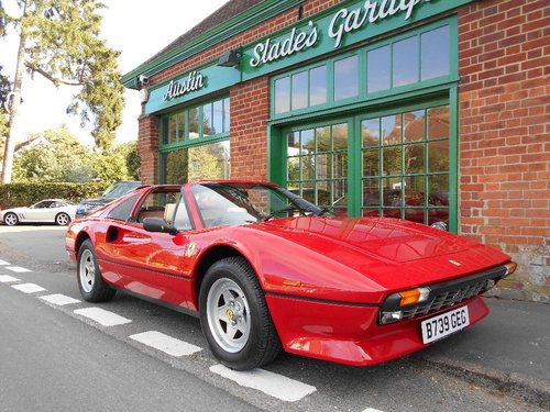1984 Ferrari 308 GTS QV For Sale (picture 2 of 4)