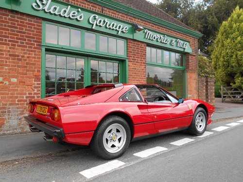 1984 Ferrari 308 GTS QV For Sale (picture 3 of 4)