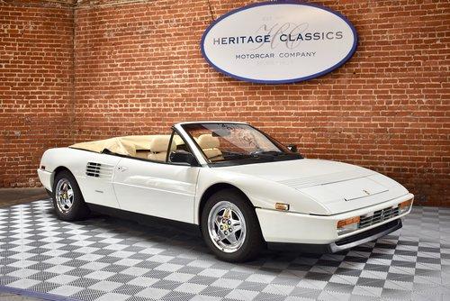 1989 Ferrari Mondial t SOLD (picture 1 of 6)