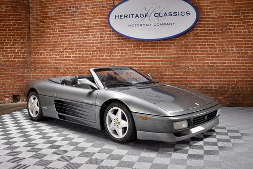 1994 Ferrari 348 Spider For Sale (picture 1 of 6)