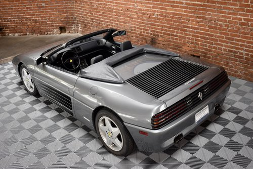 1994 Ferrari 348 Spider For Sale (picture 2 of 6)