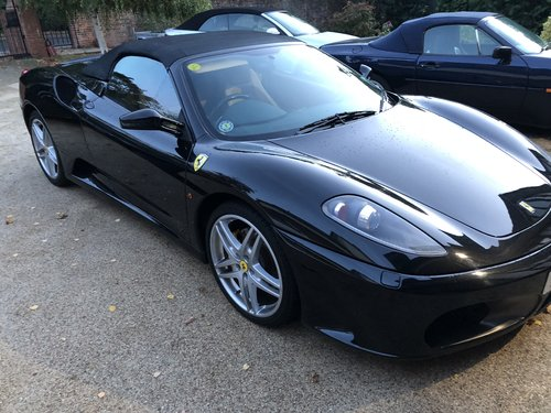 2007 Ferrari F430 Spider only 21,000 miles full history For Sale (picture 1 of 6)