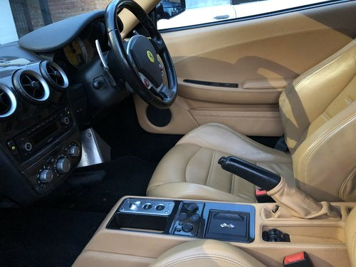 2007 Ferrari F430 Spider only 21,000 miles full history For Sale (picture 4 of 6)