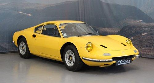 1972 Ferrari 246 GT Coupé SOLD (picture 1 of 6)