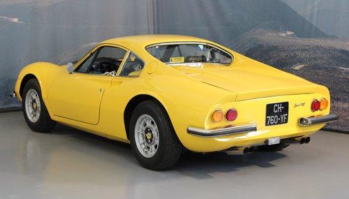 1972 Ferrari 246 GT Coupé SOLD (picture 2 of 6)