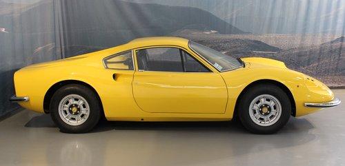 1972 Ferrari 246 GT Coupé SOLD (picture 3 of 6)