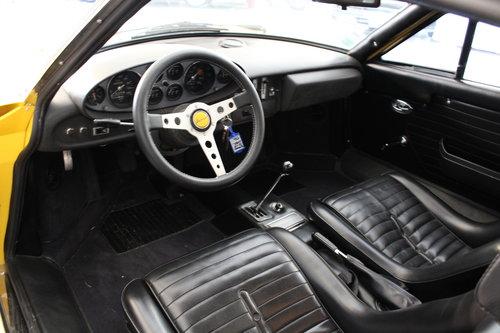 1972 Ferrari 246 GT Coupé SOLD (picture 4 of 6)
