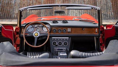 1969 Ferrari 365 GTS - 1 of 20 made For Sale (picture 3 of 6)