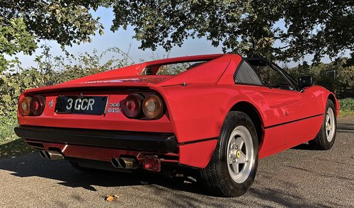1981 FERRARI 308 GTSi 1 OWNER 35 YEARS HISTORY FROM NEW ! For Sale (picture 2 of 6)