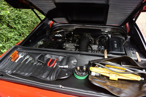1981 FERRARI 308 GTSi 1 OWNER 35 YEARS HISTORY FROM NEW ! For Sale (picture 5 of 6)