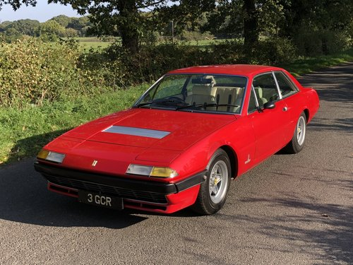 1979 FERRARI 400 GTA HISTORY FROM NEW ! For Sale (picture 1 of 6)
