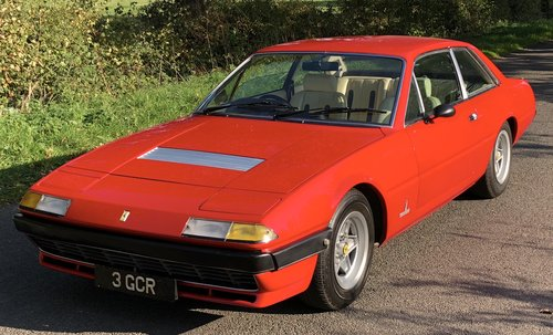 1979 FERRARI 400 GTA HISTORY FROM NEW ! For Sale (picture 2 of 6)