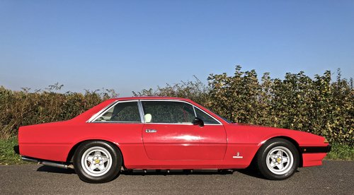 1982 FERRARI 400 GT  For Sale (picture 1 of 3)