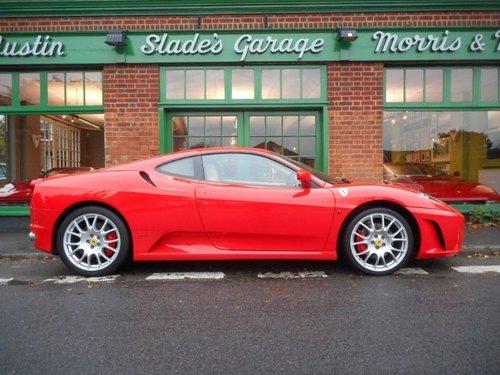 2006 Ferrari F430 Coupe F1  For Sale (picture 1 of 4)