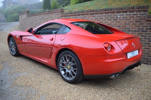 2008 Ferrari 599 GTB 6.0i V12 Coupe F1 SOLD (picture 2 of 6)