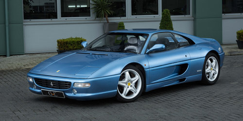 Ferrari F355 Berlinetta F1 1999/S For Sale (picture 1 of 6)