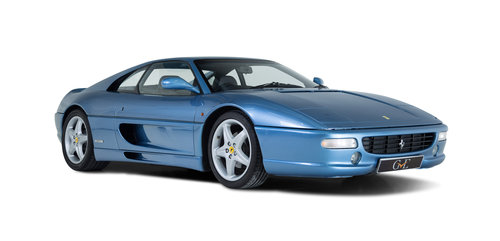 Ferrari F355 Berlinetta F1 1999/S For Sale (picture 2 of 6)