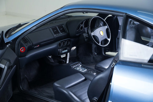 Ferrari F355 Berlinetta F1 1999/S For Sale (picture 5 of 6)