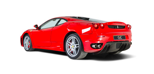 2008 Ferrari F430 Coupe Manual  SOLD (picture 4 of 6)