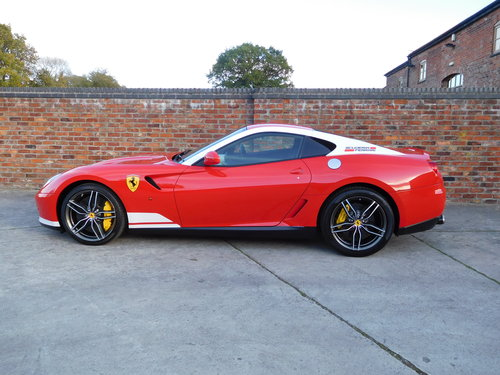 2013 Ferrari 599 Alonso 60 F1 Edition - RHD 1 of 9 Produced  For Sale (picture 1 of 6)