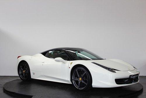 Ferrari 458 Italia - 25K Miles - Huge Spec - 2011 For Sale (picture 2 of 6)