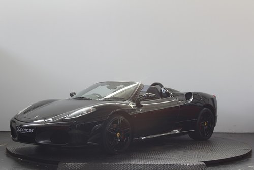 2005 Ferrari F430 Spider - Manual - 42K Miles - Carbon Seats For Sale (picture 5 of 6)