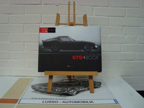Ferrari 250 GTO book 45th Anniversary For Sale (picture 1 of 1)