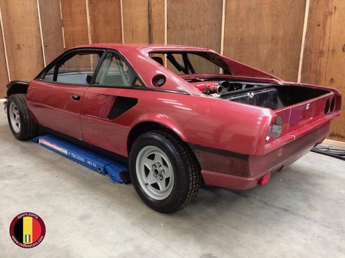 1984 Ferrari Mondial QV RHD Track Car + documents For Sale (picture 1 of 5)