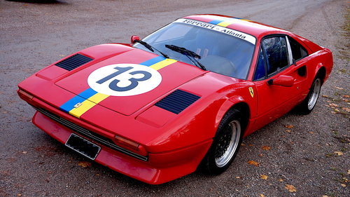 308 GTB LHD Vetroresina/Fibreglass street legal club racer For Sale (picture 1 of 6)