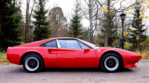 308 GTB LHD Vetroresina/Fibreglass street legal club racer For Sale (picture 2 of 6)